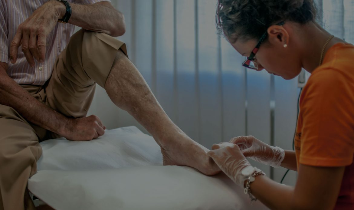 doctor-checking-patient's-foot